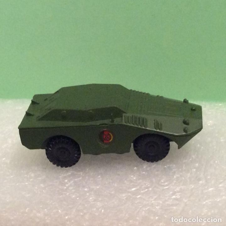 Coches a escala: Miniatura vehículo militar ANTIGUA RDA - Foto 2 - 135194899