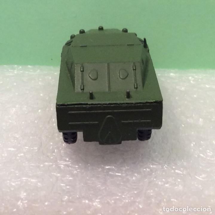 Coches a escala: Miniatura vehículo militar ANTIGUA RDA - Foto 3 - 135194899