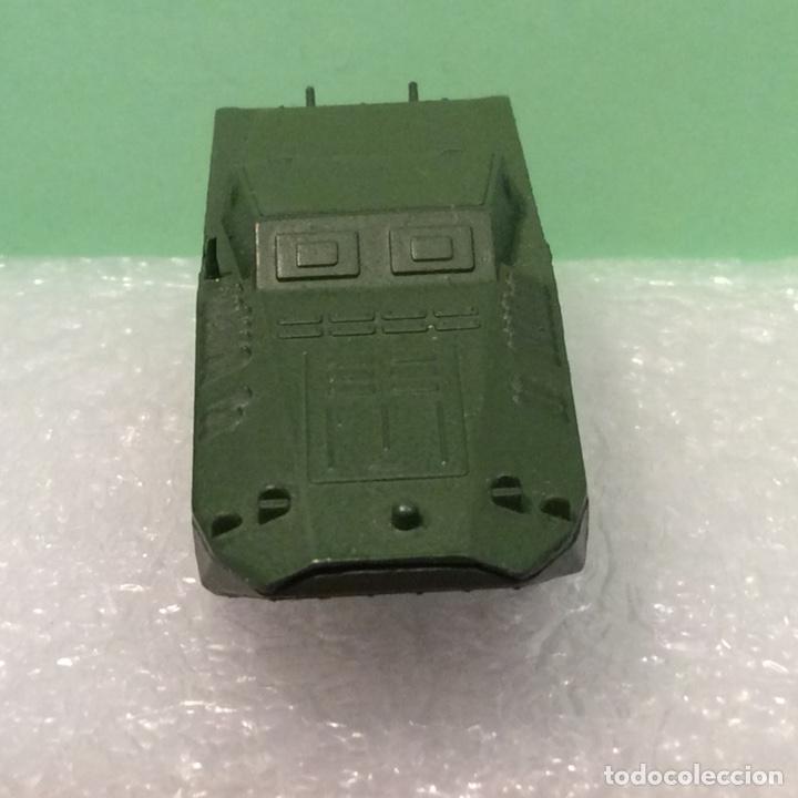 Coches a escala: Miniatura vehículo militar ANTIGUA RDA - Foto 4 - 135194899