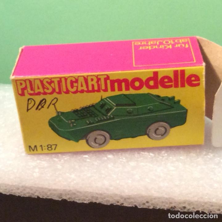 Coches a escala: Miniatura vehículo militar ANTIGUA RDA - Foto 6 - 135194899