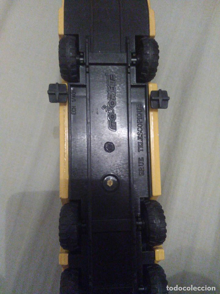 Coches a escala: camion grua telecopica majorette escala 1/40 - Foto 3 - 135459446