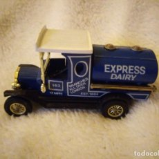 Coches a escala: CAMION MATCHBOX MODELS OF YESTERYEAR 1912 FORD MODEL T 1978.EXPRESS DAITY . Lote 135536734