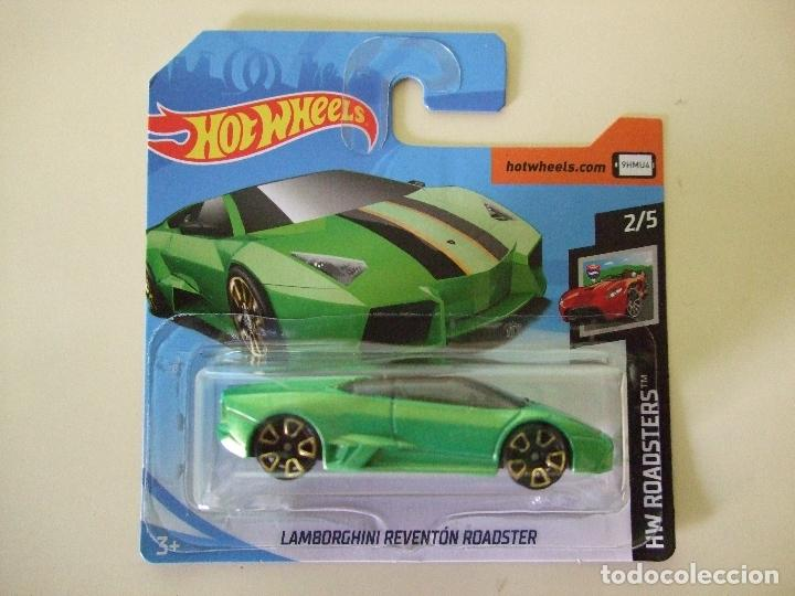 Lamborghini Reventon Roadster Hot Wheels Matt Buy Model Cars At