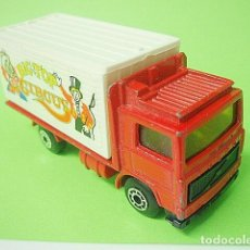 Coches a escala: +MGRT+ MATCHBOX MB148 20 VOLVO CONTAINER TRUCK. Lote 135699939