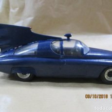 Coches a escala: ANTIGUO COCHE DE BATMAN. BATMOBILE. 1995. DC COMICS HORIZON. 21 CM. 350 GRAMOS. Lote 135770782