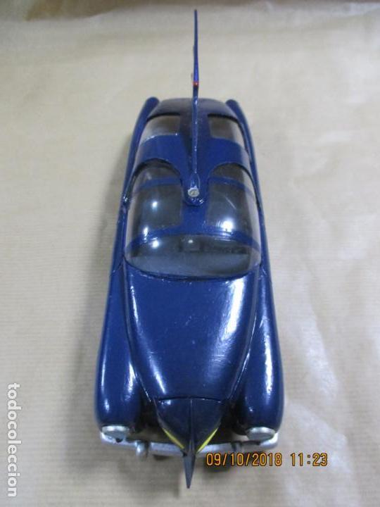 Coches a escala: ANTIGUO COCHE DE BATMAN. BATMOBILE. 1995. DC COMICS HORIZON. 21 CM. 350 GRAMOS - Foto 3 - 135770782