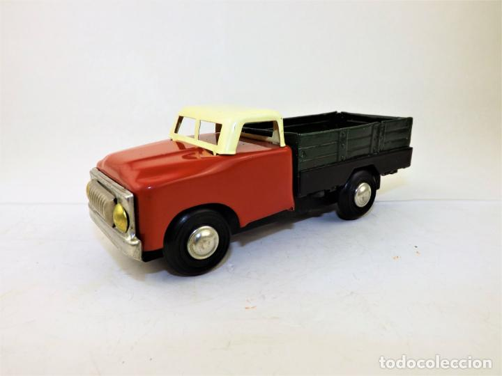Coches a escala: Camion transporte metalico - Foto 2 - 135788746