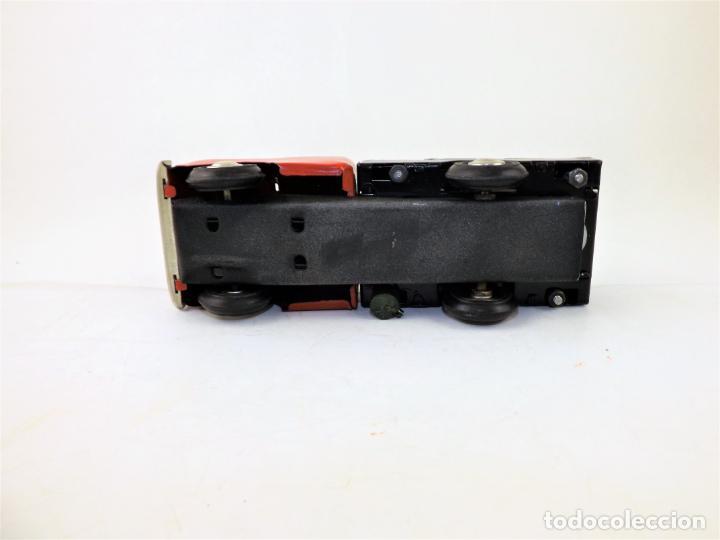 Coches a escala: Camion transporte metalico - Foto 3 - 135788746