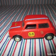 Coches a escala: GOZAN MINI 1000 ROJO, MADE IN SPAIN Nº 93. Lote 136253838