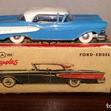 Coches a escala: ANGUPLAS MINICARS MINI CARS FORD EDSEL. Lote 136415406