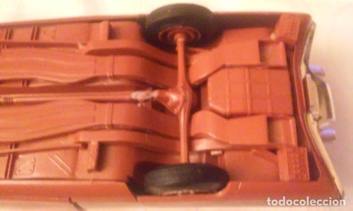 Coches a escala: COCHE CHRYSLER CORPORATION MODELO TURBINE CAR -SCALE ESCALA 1/25- POR JO-HAN (AÑOS 60) - Foto 22 - 137175278