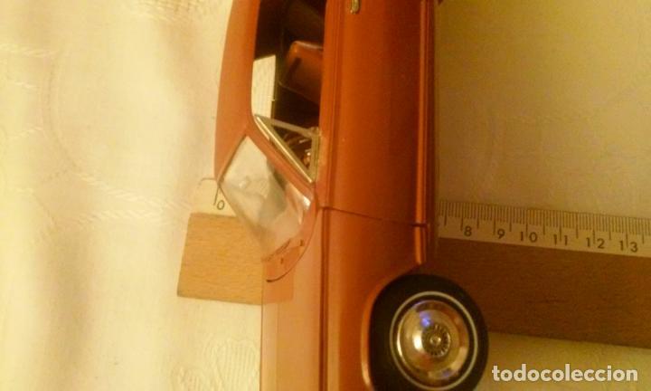 Coches a escala: COCHE CHRYSLER CORPORATION MODELO TURBINE CAR -SCALE ESCALA 1/25- POR JO-HAN (AÑOS 60) - Foto 29 - 137175278