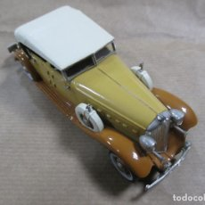 Coches a escala: ANTIGUO COCHE DE METAL. WESTERN MODELS LT. WM. MADE IN ENGLAND. 12.5 CM. Lote 137485598