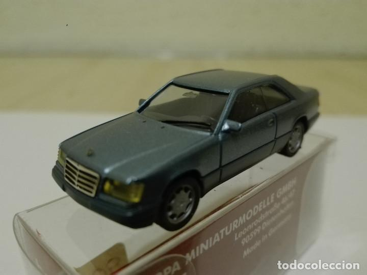Herpa H0 1:87 Mercedes Benz CL Coupe