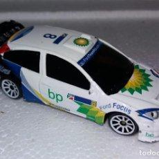 Coches a escala: MAJORETTE FORD FOCUS WRC ESCALA 1,57. Lote 138135070