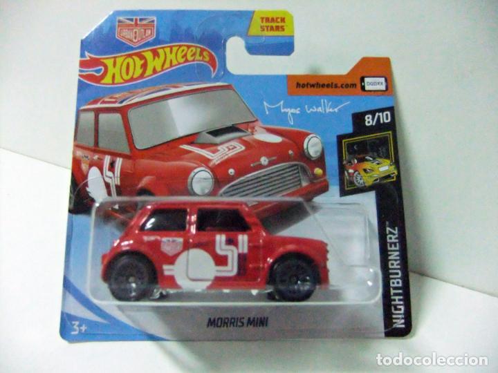 Morris Mini Urban Outlaw Magnus Walker Hot Wh Buy Model Cars At