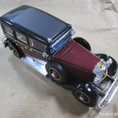 Coches a escala: ANTIGUO COCHE DE METAL. MINICHAMPS. MADE IN CHINA. MERCEDES BENZ 770K. 13 CM. Lote 138547918