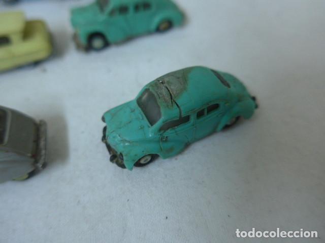 Coches a escala: Lote de 8 antiguo coche pequeño marca Norev originales, coches tipo mini cars. - Foto 6 - 138696410