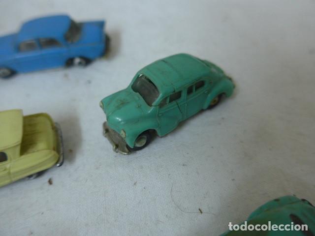 Coches a escala: Lote de 8 antiguo coche pequeño marca Norev originales, coches tipo mini cars. - Foto 7 - 138696410