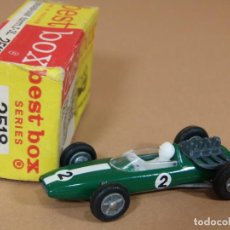 Coches a escala: ANTIGUO BEST BOX 2518 EFSI BRABHAM F 1 MADE IN HOLLAND 1960S ORIGINAL MATCHBOX. Lote 138718790