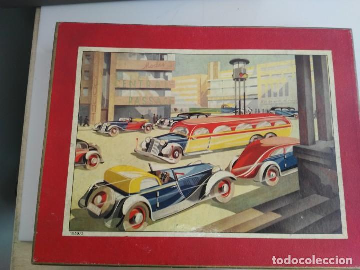 Coches De Juego Automobuiles Antiguo Construir Muy 9DH2eEIYWb