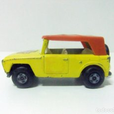 Coches a escala: FIELD CAR - MATCHBOX Nº 18 LESNEY SUPERFAST ESCALA 1:64 APROX. - COCHE AUTOMÓVIL MINIATURA JUGUETE. Lote 139407918