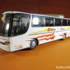 Coches a escala: AUTOBUS RICO BUS SETRA S 315 HD SAN FERNANDO CADIZ ESCALA 1/87 NUEVO. Lote 139415926