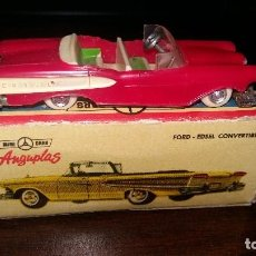 Coches a escala: ANGUPLAS MINICARS MINI CARS FORD EDSEL BICOLOR. Lote 139919858