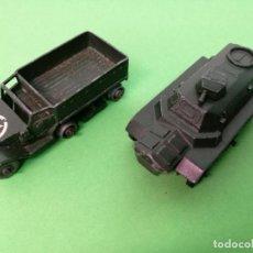 Modellautos - LESNEY GUERRA,TANQUETA SARRACEN Y CAMION M-3 - 140001518