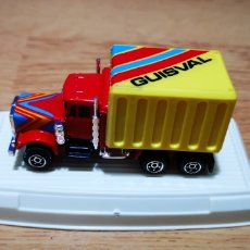 Coches a escala: GUISVAL CAMION. Lote 142762181