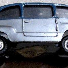 Coches a escala: FIAT 600. MINICARS ESCALA 1/86. ESPAÑA.. Lote 140905498