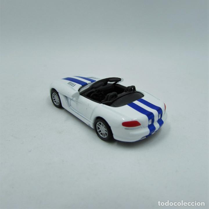 SCHUCO Neu Modellauto Dodge Viper RT//10 blau 25412-1:87