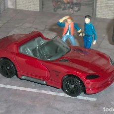 Coches a escala: COCHE DODGE VIPER RT/10 - MATCHBOX 1/64. Lote 141575730