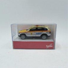 Coches a escala: HERPA 46299 BMW X5 3.3D (E53) 2000-2004 SAMUR PROTECCIÓN CIVIL 112 ESCALA 1/87 H0 (2287). Lote 141765422