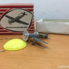 Coches a escala: EKO AVION MESSERSCHMITT ME 109. ESCALA 1:150. Lote 141810466