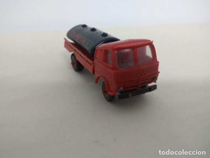 ANGUPLAS MINI CARS - PEGASO Z 207 CAMPSA EN EXCELENTE ESTADO (Juguetes - Coches a Escala Otras Escalas )