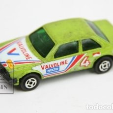 Coches a escala: COCHE DE JUGUETE - BMW 3231 - GUISVAL - VALVOLINE, BOSCH - ESCALA 1/64. Lote 143608534