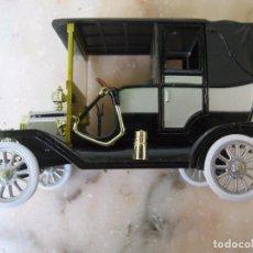 Coches a escala: PRECIOSA REPRODUCCIÓN DE COCHE ANTIGUO MODELO FORD TOWN CARD 1911 10 CM.. Lote 143941686