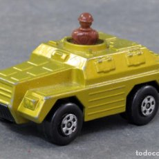 Coches a escala: STOAT ROLAMATICS LESNEY MATCHBOX 1973 Nº 28. Lote 144234426