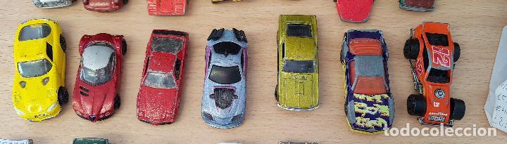 Coches a escala: Lote miniatura de vehículos, varias escalas y modelos - Foto 3 - 144324730