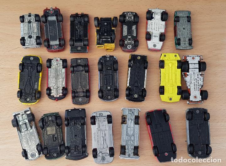 Coches a escala: Lote miniatura de vehículos, varias escalas y modelos - Foto 5 - 144324730