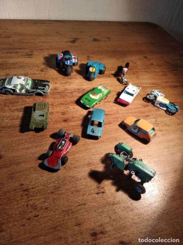 Coches a escala: Lote de coches variados, diferentes modelos y marcas. - Foto 2 - 144339830