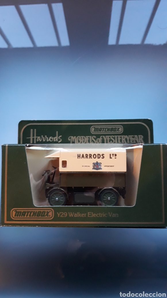 1:51 CAMIÓN Y29 WALKER HARRODS - MATCHBOX- MODELS OF YESTERYEAR (Juguetes - Coches a Escala Otras Escalas )