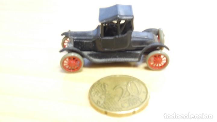 MINI CARS . FORD T ESCALA 1/86 (Juguetes - Coches a Escala Otras Escalas )
