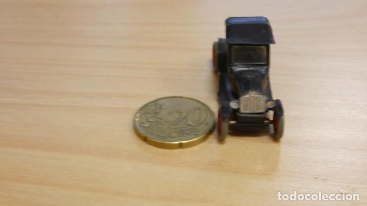 Coches a escala: MINI CARS . FORD T ESCALA 1/86 - Foto 4 - 145533506