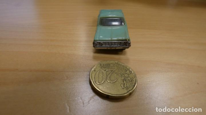 Coches a escala: MINI CARS FORD COMET . ESCALA 1:86 - Foto 3 - 145730958