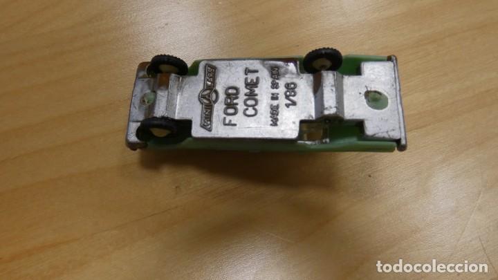 Coches a escala: MINI CARS FORD COMET . ESCALA 1:86 - Foto 7 - 145730958