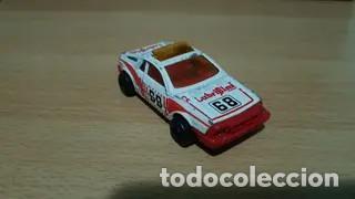 Coches a escala: Lancia Montecarlo Majorette - 1:50 Numero 258 - 1987 - Foto 2 - 146719506