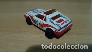 Coches a escala: Lancia Montecarlo Majorette - 1:50 Numero 258 - 1987 - Foto 4 - 146719506