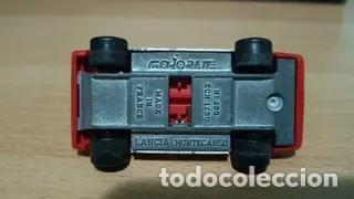 Coches a escala: Lancia Montecarlo Majorette - 1:50 Numero 258 - 1987 - Foto 5 - 146719506